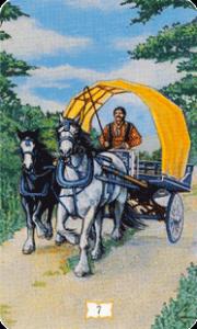 «Повозка» или «Колесница»
