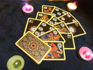 Расклада на 10 карт
