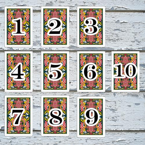 Цыганское гадания на 10 картах i гадание на картах на судьбу