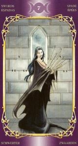 Значение карты 7 мечей